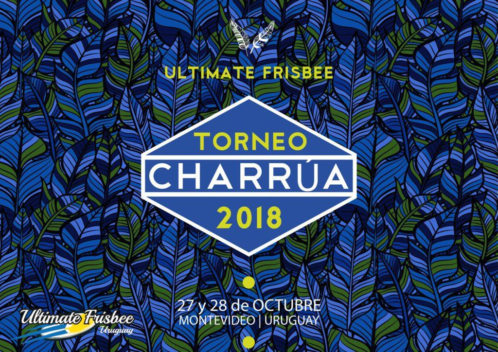 Logo torneo charrúa