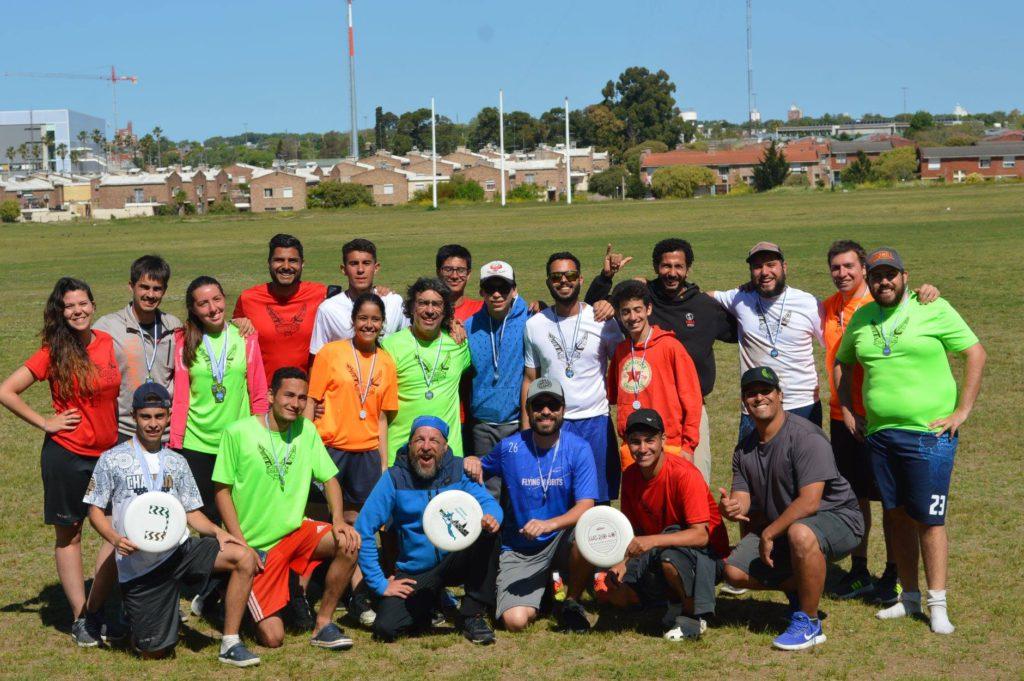 Jugadores participantes del torneo